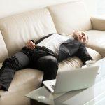 Dormir au bureau