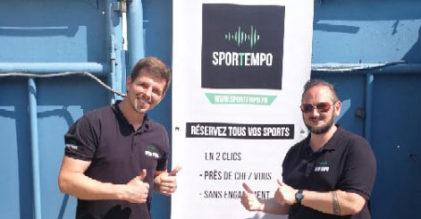 Laurent et Loic - Sportempo